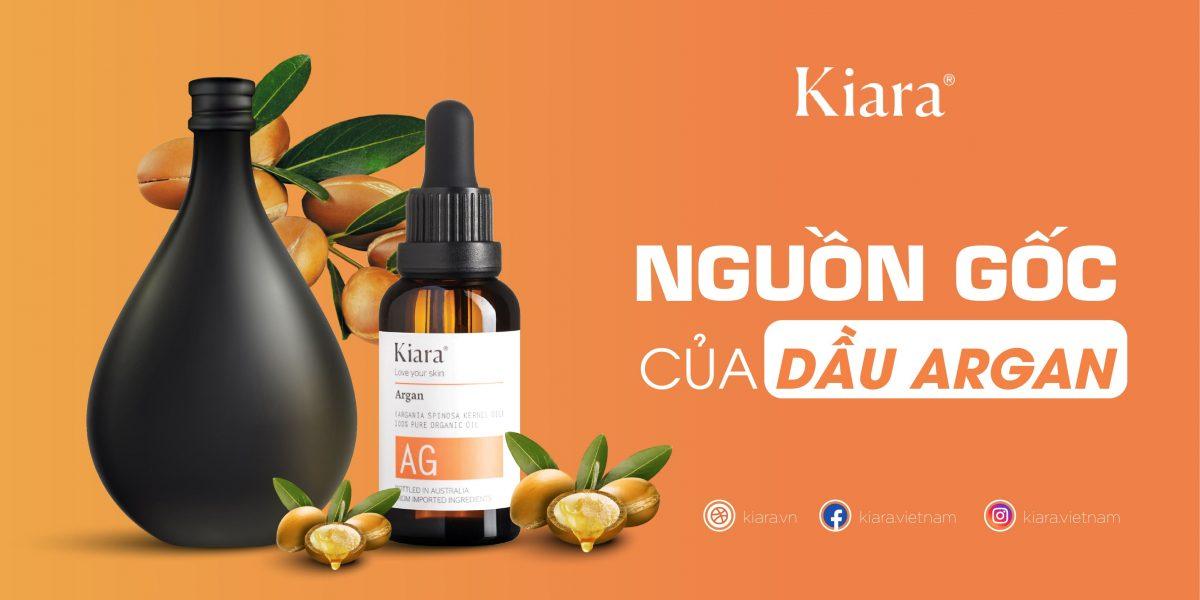 Argan Oil được xem là vua của các loại dầu dưỡng vì khả năng dưỡng da thần sầu.